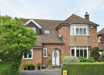 Thumbnail 4 bed detached house for sale in Pines Road, Chelmsford, Essex