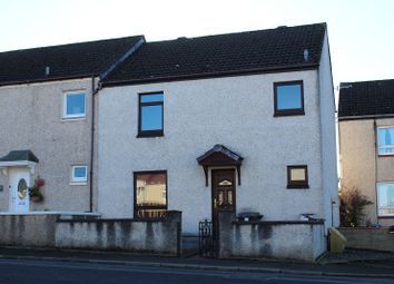 Thumbnail 3 bed end terrace house for sale in 24 Drungans Drive, Cargenbridge, Dumfries, Dumfries And Galloway.