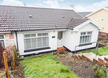 Thumbnail 3 bedroom semi-detached bungalow for sale in Glenbrook, Mountain Ash