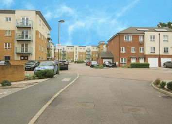Thumbnail 2 bed flat for sale in Todd Close, Borehamwood