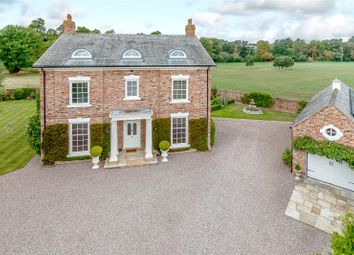Thumbnail 5 bed detached house for sale in Darland Lane, Lavister, Nr Chester