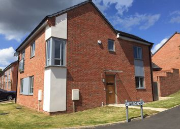 Thumbnail 3 bed detached house for sale in Greene Way, Salford