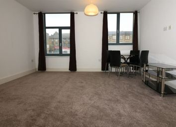 Thumbnail 2 bed flat to rent in Woolston Warehouse, Bradord, City Centre
