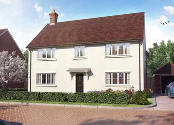 "Thumbnail 5 bed detached house for sale in ""The Skylark"" at Dollicott, Haddenham, Aylesbury"