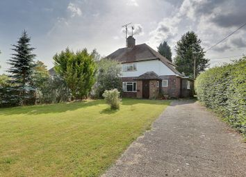 Thumbnail 2 bed semi-detached house for sale in Trout Lane, Barns Green, Horsham
