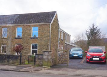Thumbnail 4 bed semi-detached house for sale in Main Road, Neath