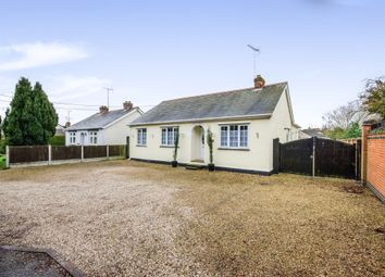 Thumbnail 4 bed detached bungalow for sale in The Cut, Tiptree, Colchester