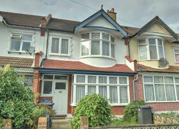 Thumbnail 3 bed terraced house for sale in Wharfedale Gardens, Thornton Heath