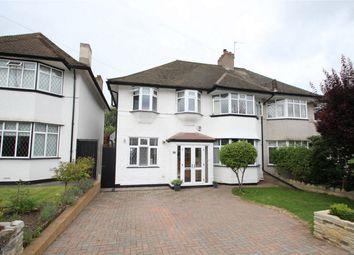 Thumbnail 4 bed semi-detached house for sale in St Thomas Drive, Orpington, Kent