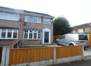 Thumbnail 3 bed semi-detached house to rent in Grassington Crescent, Woolton, Liverpool