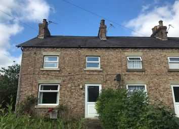 Thumbnail 3 bed end terrace house to rent in High Row, Kirby Misperton, Malton