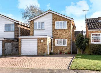 Thumbnail 4 bedroom detached house for sale in Russell Way, Winnersh, Wokingham, Berkshire