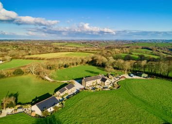 Thumbnail 6 bed detached house for sale in Stithians, Truro