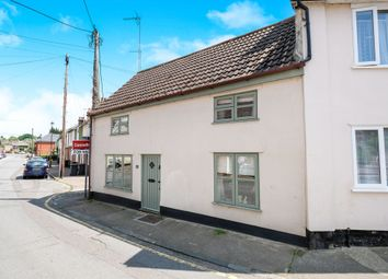 Thumbnail 4 bedroom end terrace house for sale in Stowupland Street, Stowmarket