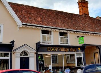 Thumbnail 2 bed flat to rent in High Street, Lavenham, Sudbury