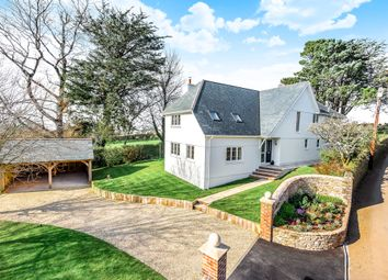 Thumbnail 5 bed detached house for sale in Lodge Lane, Brixton, Plymouth