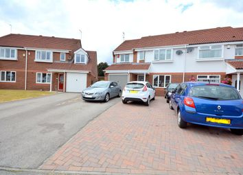 Thumbnail 4 bed semi-detached house for sale in Beechwood Drive, Bishop Auckland