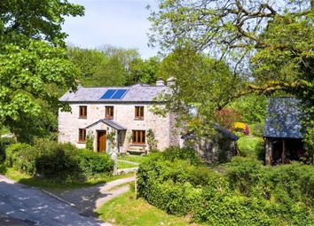 Thumbnail 4 bed detached house for sale in Upton Cross, Liskeard, Cornwall