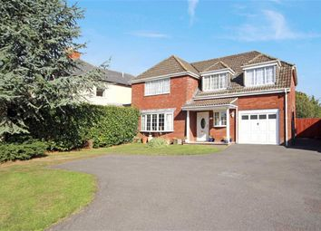 Thumbnail 4 bed detached house for sale in Marlborough Road, Royal Wootton Bassett, Wiltshire