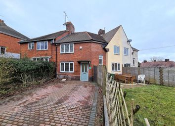 Thumbnail 3 bed terraced house for sale in Gun Hill, New Arley, Warwickshire
