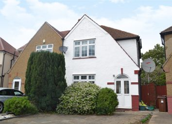 Thumbnail 3 bed semi-detached house for sale in Dalmeny Crescent, Hounslow
