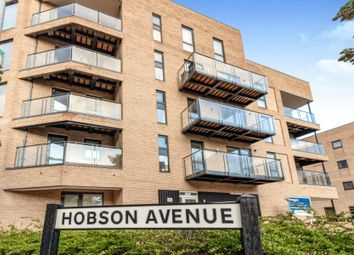Thumbnail 1 bed flat for sale in Hobson Avenue, Trumpington, Cambridge