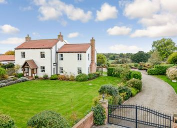 Thumbnail 5 bed detached house for sale in Moor Monkton, York