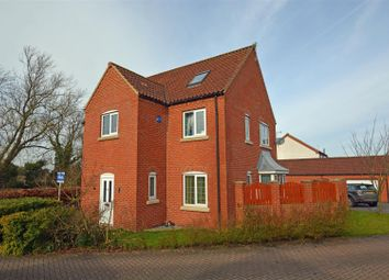 Thumbnail 6 bed detached house for sale in Westfield, Scotton, Gainsborough