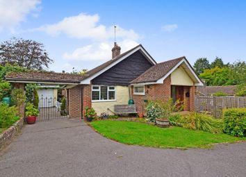 Thakeham Road, Storrington, West Sussex RH20. 3 bed detached bungalow