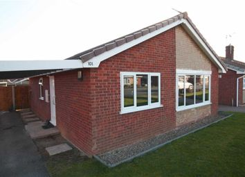 Thumbnail 2 bed detached bungalow for sale in Linden Avenue, Tuxford, Nottinghamshire
