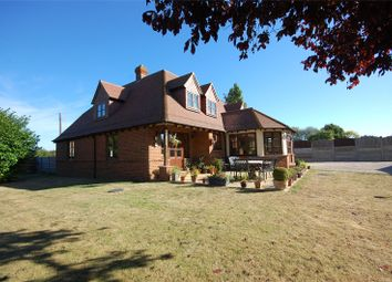 Thumbnail 4 bed detached house for sale in Burnham Road, Latchingdon, Essex