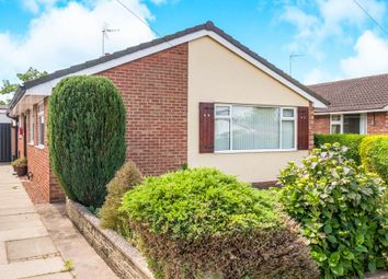 Thumbnail 3 bedroom detached bungalow for sale in Durham Close, Worksop