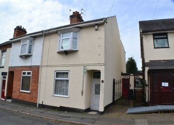 Thumbnail 2 bed end terrace house for sale in Vicarage Street, Earl Shilton, Leicester