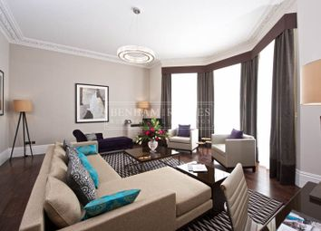 Thumbnail 3 bedroom flat to rent in Stanhope Gardens, Kensington