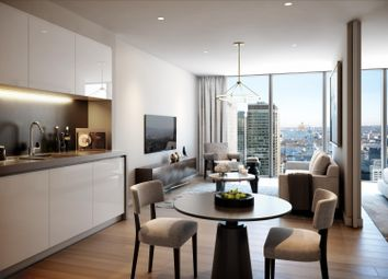 42.12 The Landmark Pinnacle, Westferry Road, Isle Of Dogs, London E14. Studio for sale
