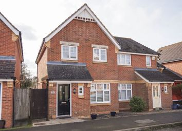 Thumbnail 3 bed semi-detached house for sale in Maybush Gardens, Prestwood, Great Missenden