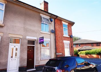 Thumbnail 2 bed terraced house for sale in Harrison Street, Derby City Centre