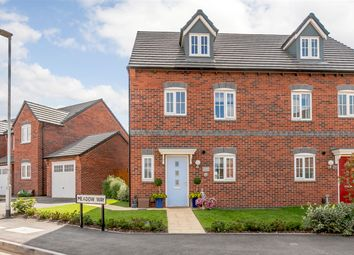 Thumbnail Semi-detached house for sale in Meadow Way, Tamworth