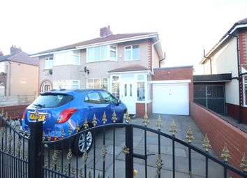 Thumbnail 3 bed semi-detached house for sale in Beach Road, Fleetwood, Lancashire