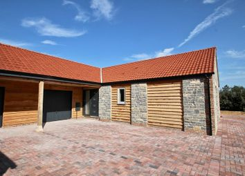 Thumbnail 2 bed detached bungalow for sale in Tuckers Lane, Baltonsborough, Glastonbury