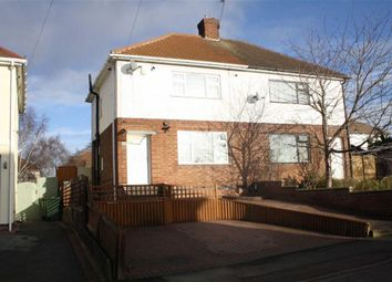 Thumbnail 2 bed semi-detached house for sale in Manor Gardens, Glenfield, Leicester