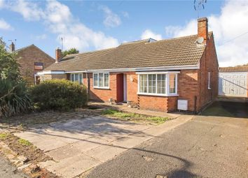 Thumbnail 2 bed bungalow for sale in Homefield Road, Sileby, Loughborough, Leicestershire