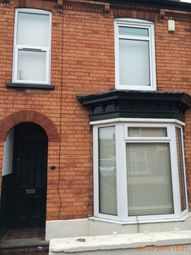 Thumbnail 4 bedroom terraced house to rent in Kirkby Street, Lincoln