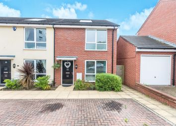 Thumbnail 3 bed end terrace house for sale in Burtons Way, Birmingham