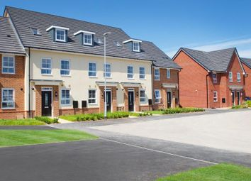 "Thumbnail 4 bedroom terraced house for sale in ""Helmsley"" at Ash Road, Thornton-Cleveleys"