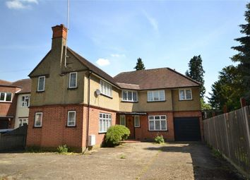 Thumbnail 5 bed detached house to rent in Cassiobury Drive, Watford, Herts