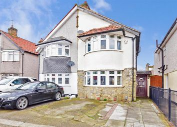 Thumbnail 4 bed semi-detached house for sale in Swanley Road, Welling, Kent