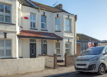 Thumbnail 3 bedroom end terrace house for sale in Crescent Road, Margate