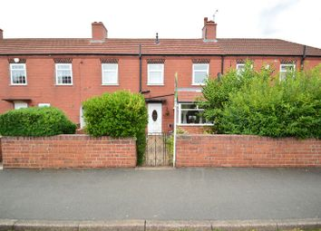 Thumbnail 3 bed terraced house for sale in South Avenue, Shirebrook, Mansfield