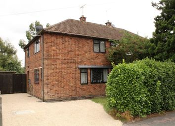 Thumbnail 3 bed semi-detached house for sale in De Verdon Road, Lutterworth